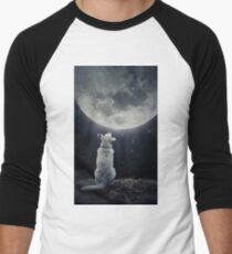 Dog and Moon Dream T-Shirt