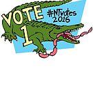 #NTvotes2016 Commemorative Edition by demsausage