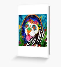 Bulldog III Greeting Card