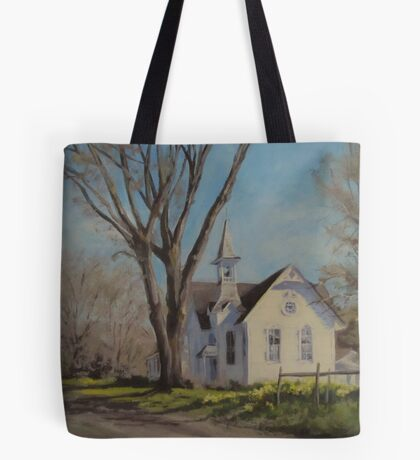 Calapooia Church Tote Bag
