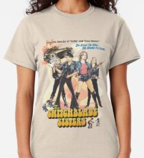 Switchblade Sisters Classic T-Shirt