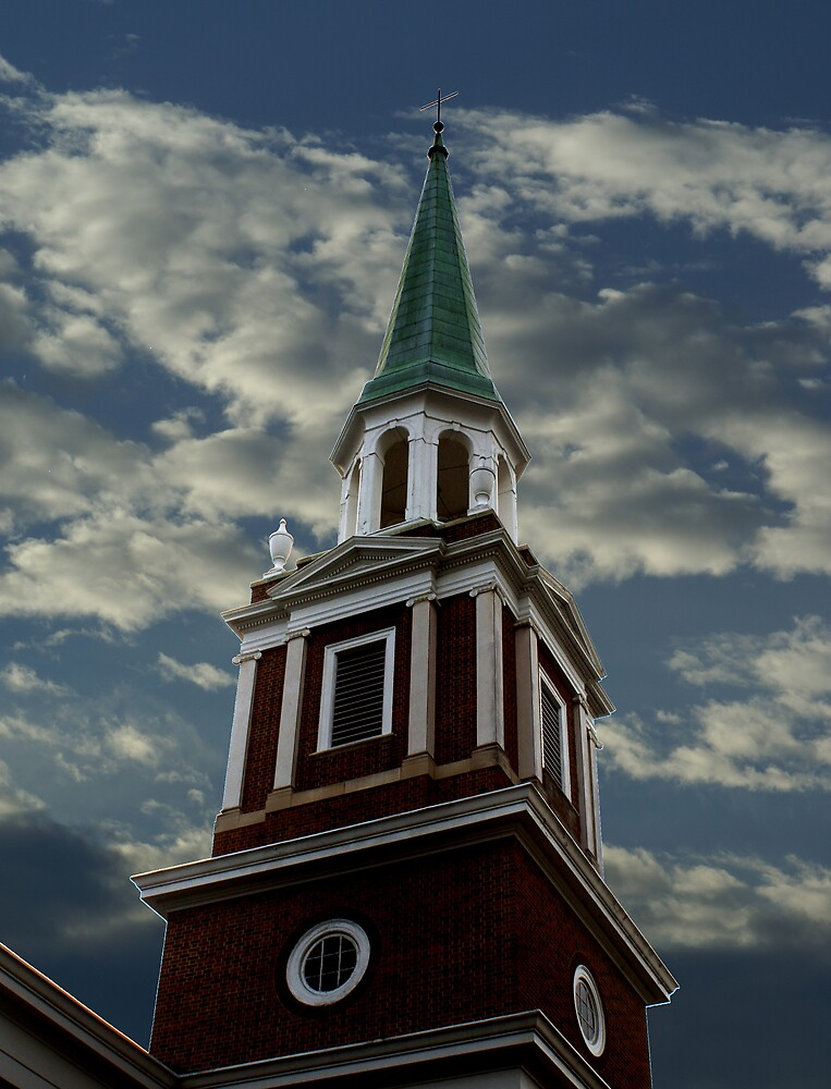 Church in Richmond by David W Kirk