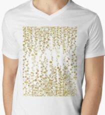 golden string of pearl watercolor  T-Shirt
