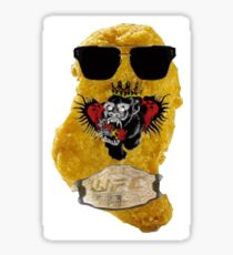 Connor Mcgregor Chicken Nugget Sticker