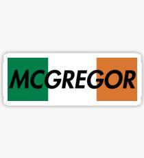 Connor Mcgregor Supreme Logo Sticker