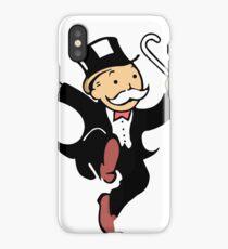 mr mono iPhone Case/Skin