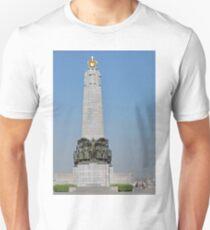 Belgian National Infantry Memorial, Brussels Unisex T-Shirt