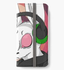 The Smell Rabbit iPhone Wallet/Case/Skin