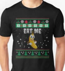 Eat me - Funny Gifts for Christmas 2018 Unisex T-Shirt