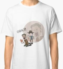 The Walking Dead Coral Classic T-Shirt