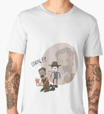 The Walking Dead Coral Men's Premium T-Shirt