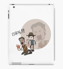 The Walking Dead Coral iPad Case/Skin