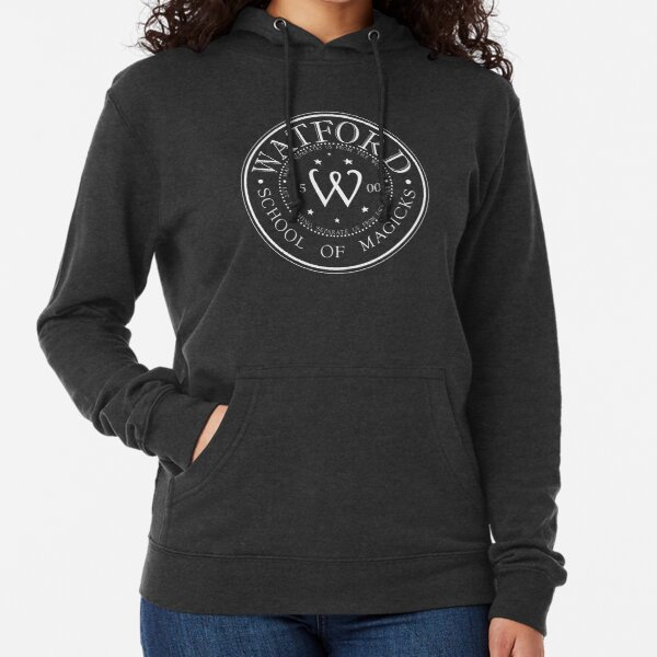 Watford School of Magicks Lightweight Hoodie
