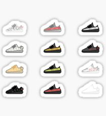 Yeezy Boost 350 Sticker Pack Sticker