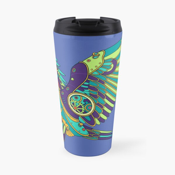 Eagle, from the AlphaPod collection Travel Mug
