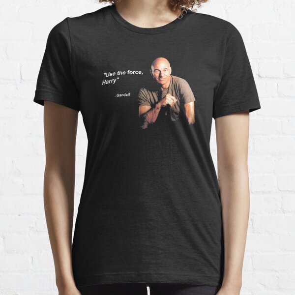 """""""Use the force, Harry"""" Essential T-Shirt"""