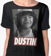 Dustin - Stranger Things Chiffon Top