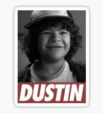 Dustin - Stranger Things Sticker