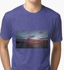 Southern Sunset Tri-blend T-Shirt