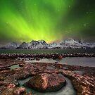 Aurora Borealis by Mieke Boynton