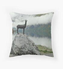 Slovenija.01 Throw Pillow
