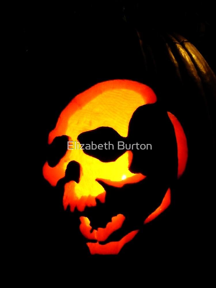 In The Spirit Of Halloween by Elizabeth Burton