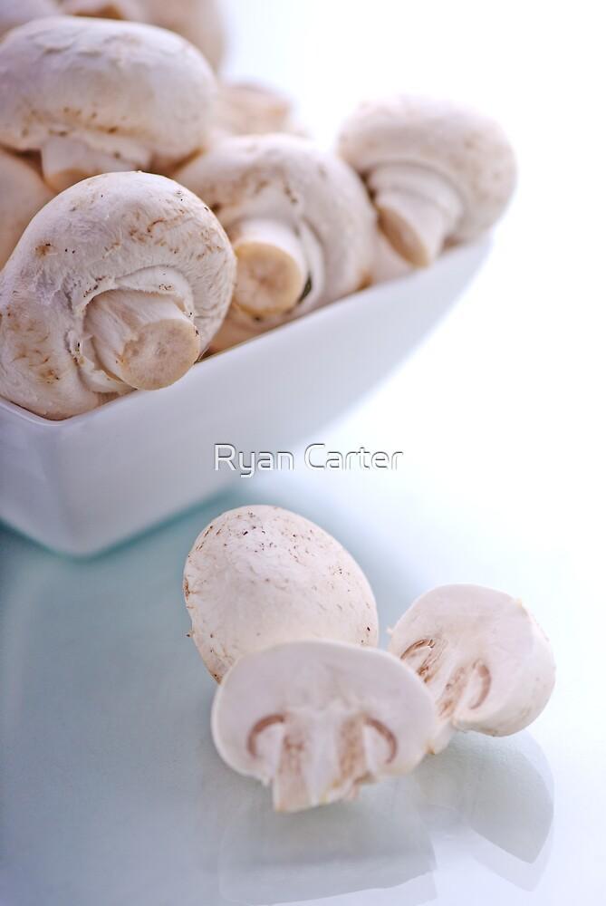 A Taste of Mushroom. by Ryan Carter