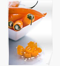 A Taste of Chilli. Poster
