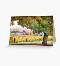 Boynton's Feathertop Winery #4 Greeting Card