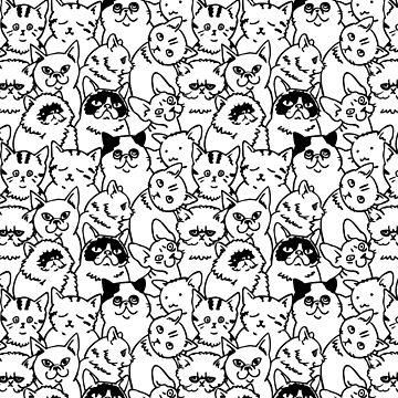 Oh, gatos de Huebucket