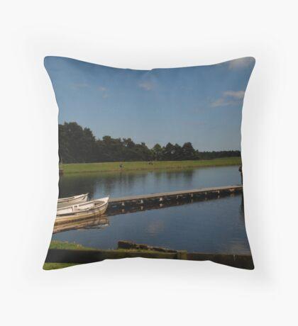 Lockwood Beck 8 Throw Pillow