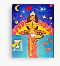 Dharma Canvas Print