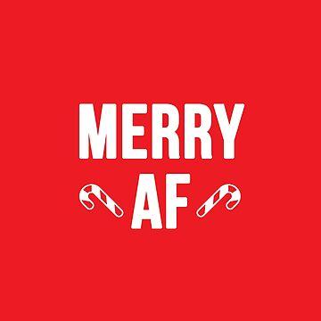 Merry AF by RandomCotton