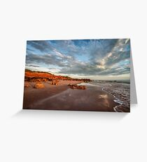 Reddell Rocks Greeting Card