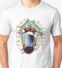 Mazinger Z Chest Burst T-Shirt
