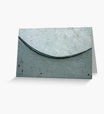 Net on the wall Greeting Card