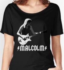 Malcolm Young! Women's Relaxed Fit T-Shirt