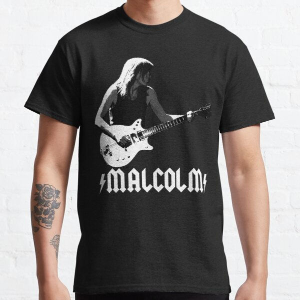 Malcolm Young! Classic T-Shirt