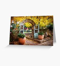 Boynton's Feathertop Winery #2 Greeting Card