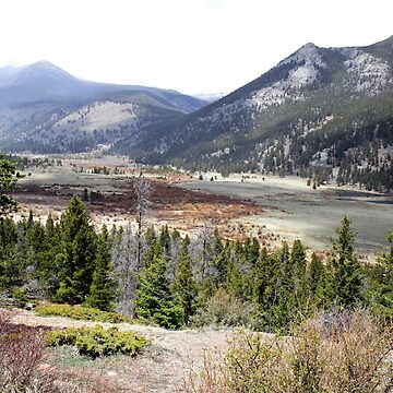 Rocky Mountain National Park by ECPeterson