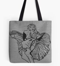 Marlin in Brick Tote Bag