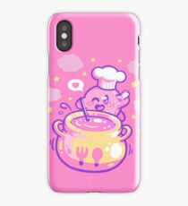 Cookin' with Kirby iPhone Case/Skin