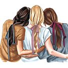 3 Best mates by Elza Fouche