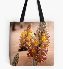 Desert Hyacinth Tote Bag