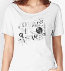 God Save The QVeen - Vivienne Icons  Women's Relaxed Fit T-Shirt