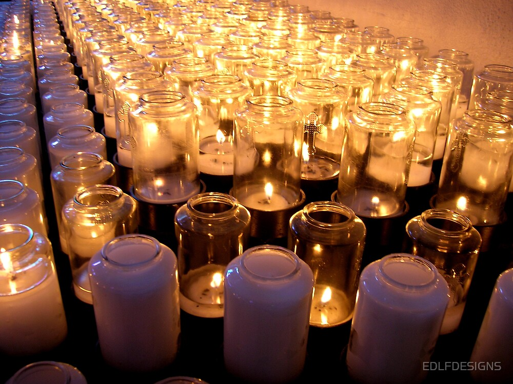 candles by EDLFDESIGNS