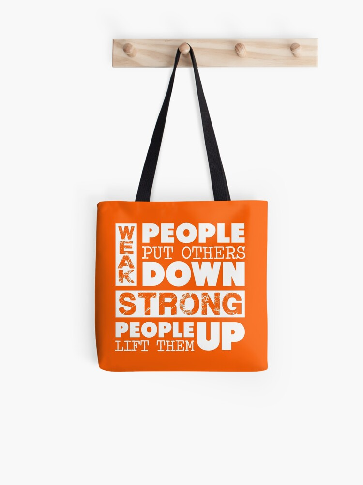 Stop Bullying Tote bag-dont bully-autism tote bag-be kind tote bag-anti bullying month-teacher tote bag-be nice bag-bag with sayings-bullyin