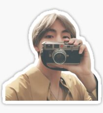 BTS V SELCA 171117 Sticker