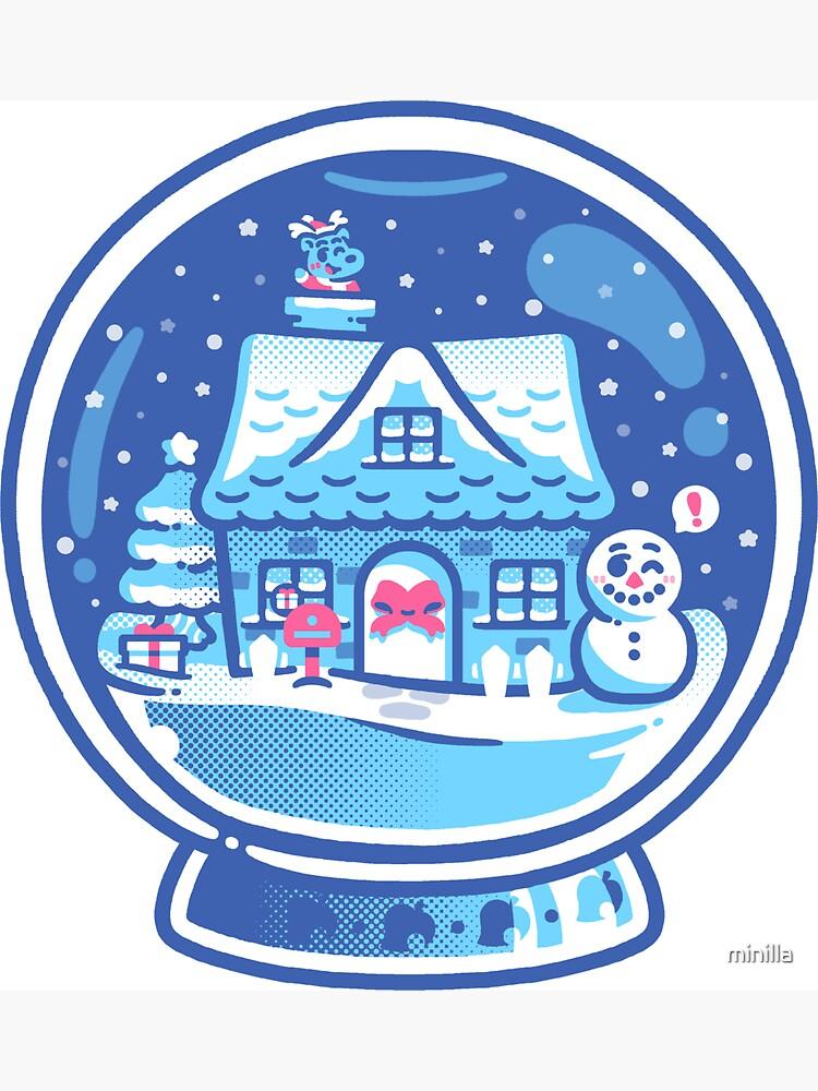 Snowy Day by minilla