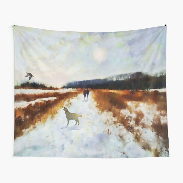 Broadland walk  Tapestry